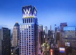 W ニューヨーク タイムズ スクエア 写真