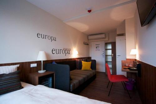 ホテル オイローパ ライフ 写真