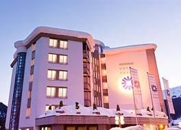 コングレス ホテル ダヴォス 写真