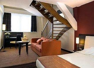 ホテル メルキュール ル マン サントル 写真