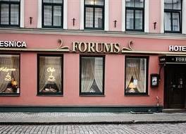 フォーラムズ ホテル 写真