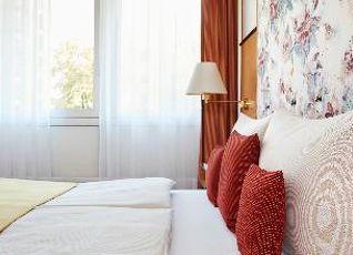 リビング ホテル アム ドイチェン ミュージアム 写真