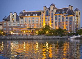 デルタ ホテルズ バイ マリオット ヴィクトリア オーシャン ポイント リゾート 写真