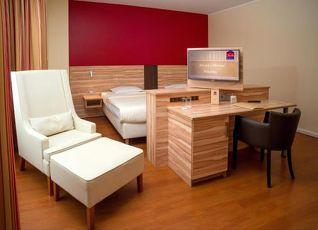 Star Inn Hotel Premium Bremen Columbus, by Quality 写真