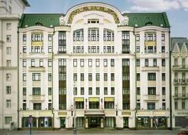 モスクワ マリオット トヴェルスカヤ ホテル