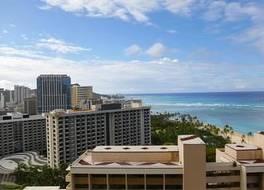 ヒルトン ハワイアン ヴィレッジ ワイキキ ビーチ リゾート 写真