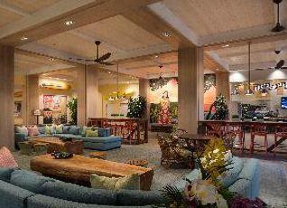 クイン カピオラニ ホテル 写真
