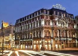 ホテル アベニーダ パレス