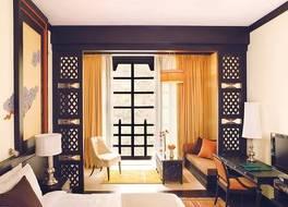 タージタトシ ホテル 写真