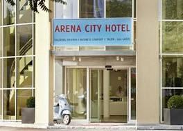 アリーナ シティ ホテル 写真
