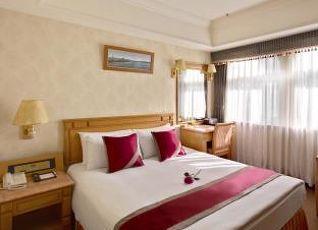 コスモス ホテル 台北 写真