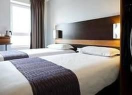 プルミエール クラス リヨン サーントル ガール パール デュー ホテル 写真