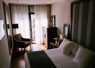 ピューリッツァー ホテル 写真