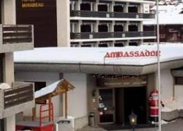 ホテル アンバサダー ツェルマット