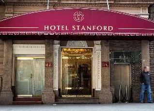 ホテル スタンフォード 写真