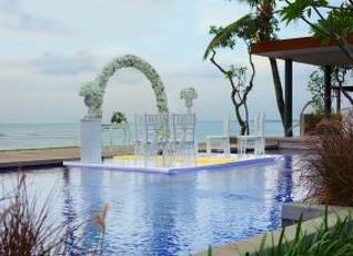 ザ アンバヤ ビーチ リゾート バリ 写真