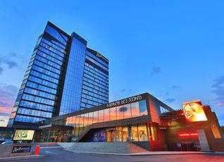 ラディソン ブル イベリア ホテル ティビリシ 写真
