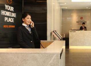 ホテル スカイパーク ミョンドン II 写真