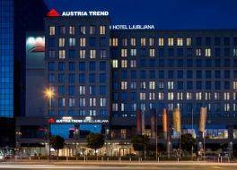 オーストリア トレンド ホテル リュブリャナ