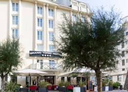 グランド トニック ホテル ビアリッツ 写真