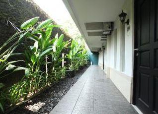 サヌール アグン ホテル 写真