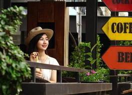 ラオ シルク ホテル 写真