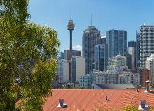 メトロ アスパイアー ホテル シドニー 写真