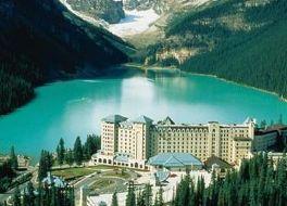 レイク・ルイーズのホテル