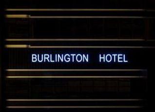 バーリントン ホテル 写真
