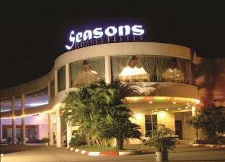 シーズンズ オブ ヤンゴン インターナショナル エアポート ホテル 写真