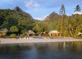 リナルバ モーレア ビーチ リゾート 写真