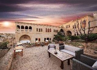 ハッチ カッパドキア ホテル 写真