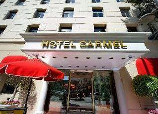 ホテル カーメル バイ ザ シー 写真