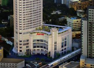 マリオット エグゼクティブ アパートメント バンコク スクムビット トンロー 写真