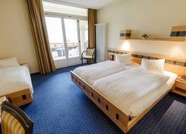 ホテル ビクトリア ラウバーホーン 写真