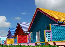 コンパス ポイント ビーチ リゾート 写真
