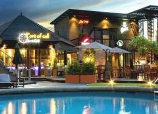 ザ タワナ バンコク ホテル 写真