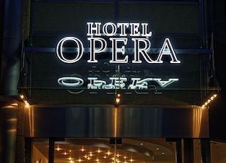 オペラ ホテル ケルン 写真