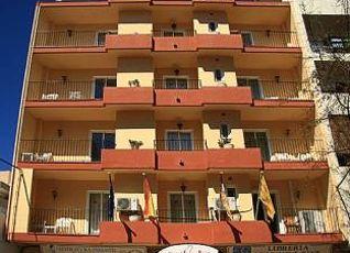 Hostal Residencia Europa Punico 写真