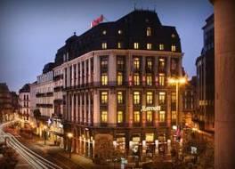 ブリュッセル マリオット ホテル グランプラス
