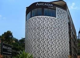 アルカディア スイーツ ホテル