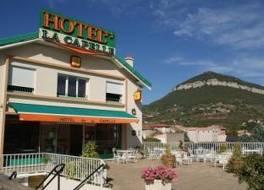 Hotel la Capelle Millau