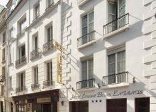 ホテル ルーブル ボン ザンファン 写真