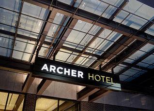 アーチャー ホテル ニューヨーク 写真