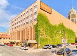 リバーウォーク プラザ ホテル 写真