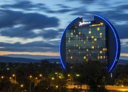 ラディソン ブルー ホテル フランクフルト