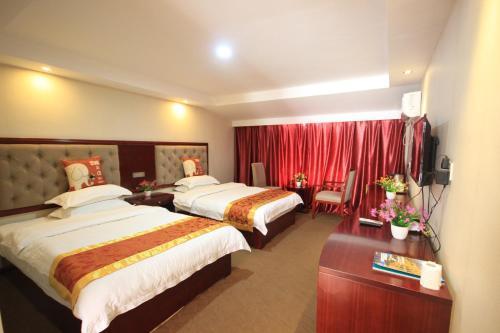 モーニング 九寨 ホテル