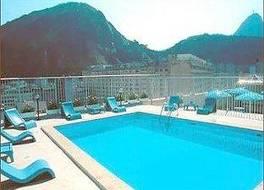 ホテル アトランティコ コパカバーナ 写真