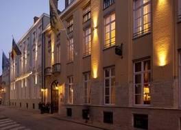グランド ホテル カッセルベルグ ブルージュ 写真