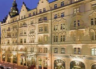 ホテル パリ プラハ 写真